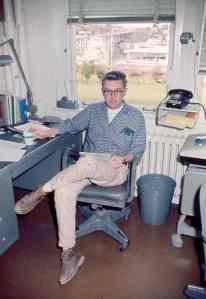 Bob in 1961