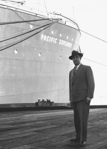 Nick Bez and the Pacific Explorer