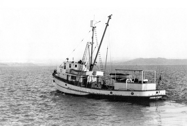 Exploratory trials on the Columbia River, Whatcom Museum, City of Bellingham