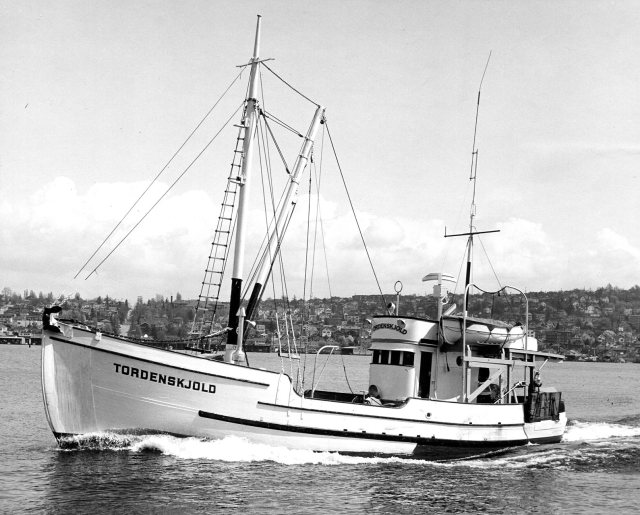 The Tordenskjold, photo from Puget Sound Maritime Historical Society