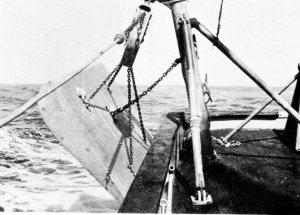 Hydrofoil Trawl door, FWS Picture