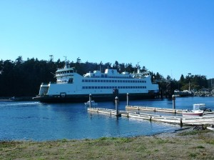 Port Townsend Ferry at Whidbey Island,Hitz Photo
